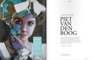 Atelier 174, interview met Piet van den Boog