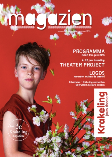 Krakeling Magazien #3